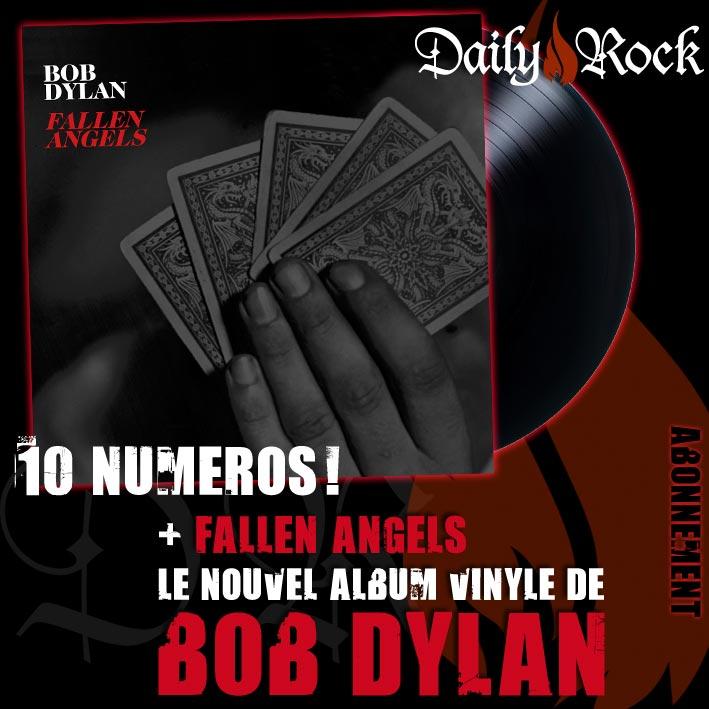 AboDR - Bob Dylan - Fallen Angels LP