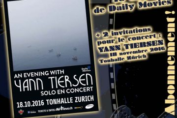 Offre Abo : Yann Tiersen - solo in concert