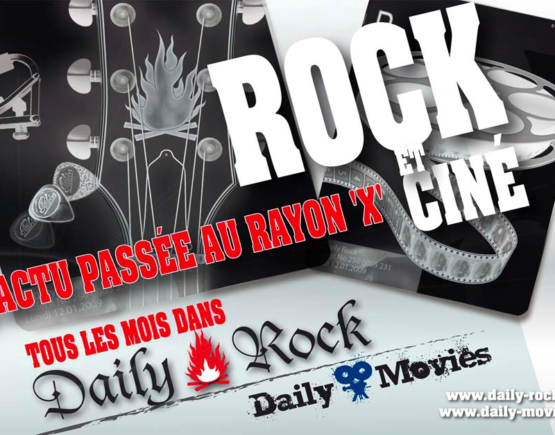 Abonnement double Daily Movies / Daily Rock