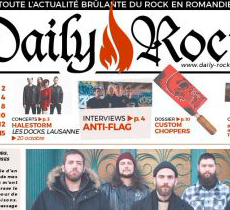 Offre abonnement Daily Rock (Simple)