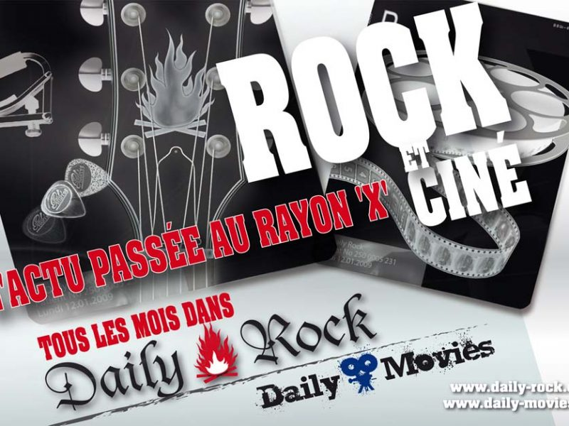 Offre abonnement Daily Rock/Daily Movies