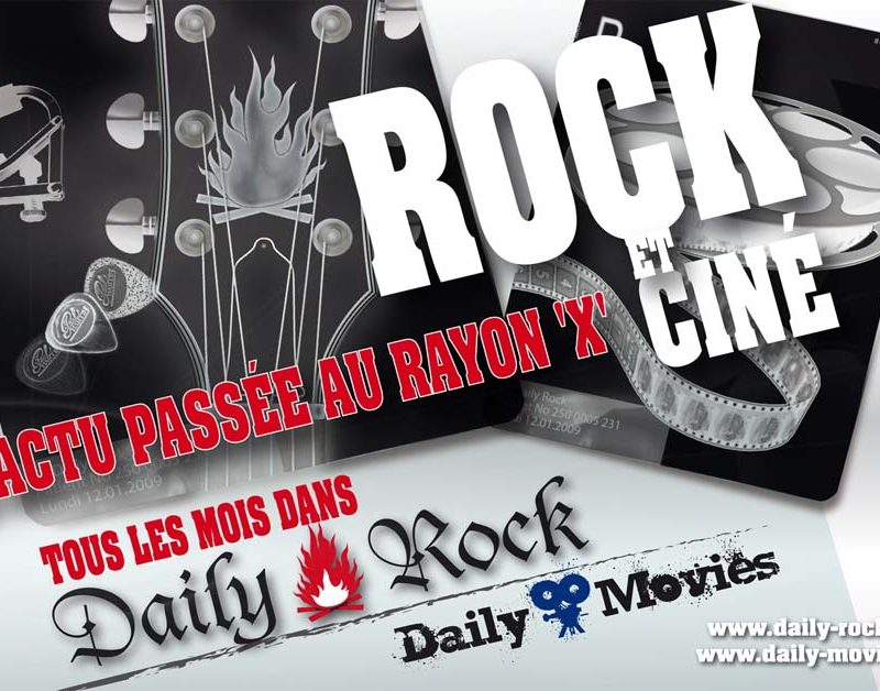 Offre abonnement Daily Movies/Daily Rock