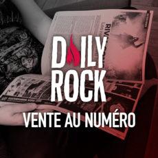 Daily Rock - Vente au numéro