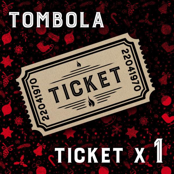 1 ticket de Tombola Daily Rock