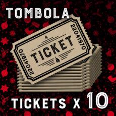 10 tickets de Tombola Daily Rock